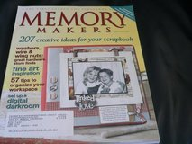 Memory Makers Scrapbooking Magazine #43 March/April 2004 in Okinawa, Japan