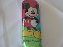 NEW in Package Mickey Mouse Pencil Holder in Okinawa, Japan
