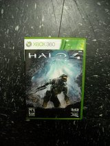 Halo 4 for XBox 360 in Fort Campbell, Kentucky