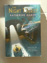 The Night Tourist Paperback in Okinawa, Japan