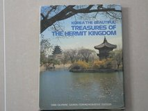 KOREA THE BEAUTIFUL : TREASURES OF THE HERMIT KINGDOM 1987 in Okinawa, Japan