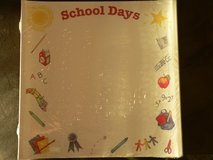 NIP - CREATIVE MEMORIES 12 x 12 SCHOOL DAY PAGES in Okinawa, Japan