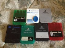 Memory Cards for ps 1 in Fort Bliss, Texas