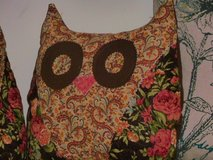 Handmade Owl pillows Lot2 in Fort Bragg, North Carolina