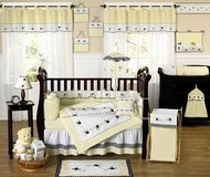 Brand new Bumblebee crib bedding set (9pieces) in St. Charles, Illinois