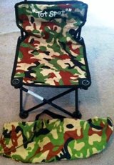 Kid's Folding Chair in Fort Benning, Georgia