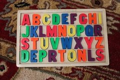 Fischer Price Magnetic Letters in Perry, Georgia