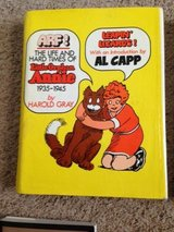 ARF! THE LIFE AND HARD TIMES OF LITTLE ORPAN ANNIE 1935-1945 comic in Alamogordo, New Mexico