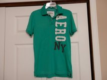 Green Aeropostale Polo Shirt in Fort Riley, Kansas